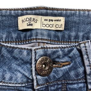 Lee Riders Stretch Boot Cut Jeans 8M
